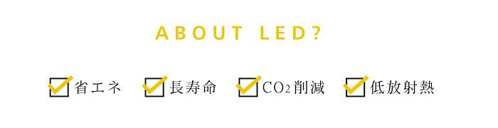 LED(発光ダイオード)とは